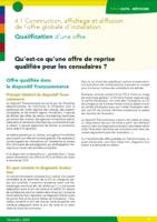4_ Fiche outil – Qualifier une offre